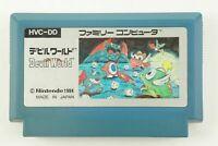 Devil World NES Nintendo Famicom From Japan