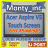 """15.6""""LED Screen Assembly Acer Aspire V5-571PG touch+LCD Replacement digitizer"""