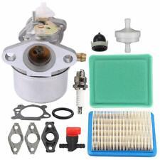 Carburetor Air Filter Kit For Briggs & Stratton Quantum XTL 60 12H802 6HP Engine