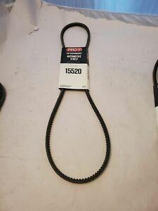 Accessory Drive Belt V-Belt Pro-1 15520 Made In Korea NOS