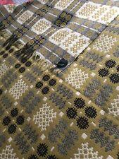 More details for vintage derw welsh wool tapestry blanket