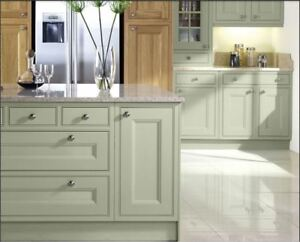 Tetbury Painted Kitchen units & doors Rigid Built Kitchens in 30 colours
