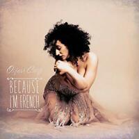 ORIANA CURLS - BECAUSE I'M FRENCH   CD NEU