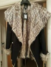 3a5f46d7835 Lipsy Faux Fur Outer Shell Coats, Jackets & Waistcoats for Women for ...