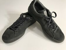 Puma Suede Classic Low Top Sneakers Gray  Fashion Woman's  Shoes Size 11