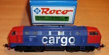 ROCO 69496 H0 DIESELLOK SBB Am 851 001- 8 CARGO FÜR MÄRKLIN DIGITAL WECHSELSTROM