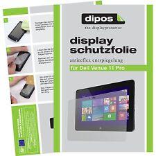 1x Dell Venue 11 Pro screen protector protection guard anti glare