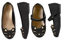 Gymboree Girls Cat Face Shoes 4 5 6 7 8 9 10 11 12 13  NWT