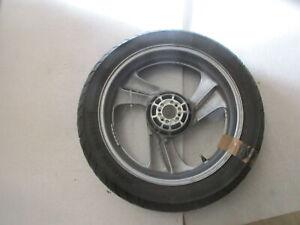 Z41. Honda NTV 650 RC33 Felge vorne Vorderrad 4,50 x 17 Zoll Wheel Fron Rim