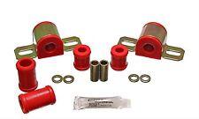 "70-81 Firebird Trans Am Rear Sway Bar Bushing Kit 7/8"" 2-Bolt Link Bar RED"