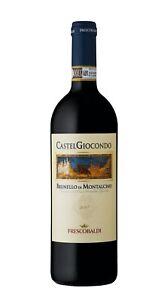 3 bottiglie BRUNELLO DEI MONTALCINO 2016 CASTELGIOCONDO ASTUCCIATE
