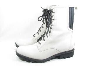 Sorel Phoenix Waterproof Lace Up Winter Boot Women size 11