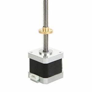 NEMA17 Linear Stepper Motor Lead Screw L490mm TR8x8mm, 3D printer Z-axis, CNC
