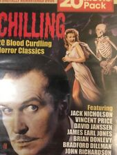 Chilling - 20 Movie Pack (DVD, 2005, 6-Disc Set)