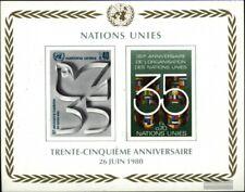 Naciones Unidas - Ginebra Bloque 2 (edición completa) nuevo
