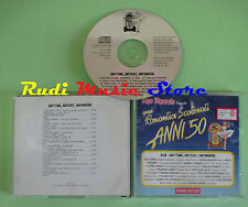 CD ROMANTICI SCATENATI 50 45B ANYWHERE compilation 1994 SINATRA DORIS DAY*(C27*)
