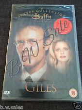 GILES BUFFY VAMPIRE SLAYER ANTHONY STEWART HEAD DVD NEW 4 Classic Episodes