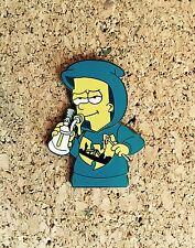 """(1) Russ Holmes """"Wu-Tang Bart Simpson"""" Hat Pin"""