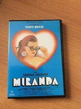 MIRANDA  di TINTO BRASS   DVD