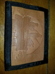 Nylon Trifold Wallet Black