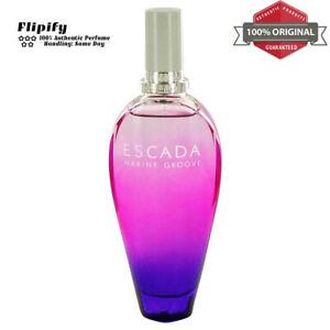 Escada Marine Groove Perfume 3.3 oz EDT Spray (Tester) for Women by Escada