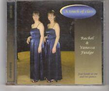 (HQ83) Rachel & Vanessa Fuidge, A Touch Of Class - 2009 CD