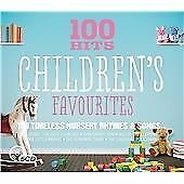 100 Hits (Children's Favourites, 2016) 5 CD NEW & SEALED free post
