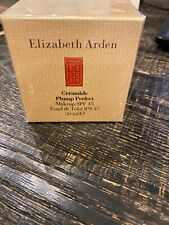 Elizabeth Arden *Toasty Beige 15* Ceramide Perfect Plump Foundation SPF15 Boxed