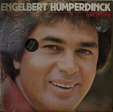 ENGELBERT HUMPERDINCK: Love Letters-SEALED1978LP