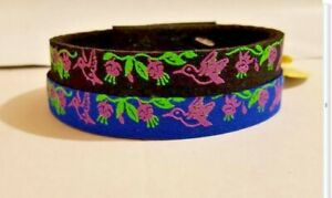 Beastie Band Cat Collars - =^..^= Purrfectly Comfy - HUMMINGBIRDS