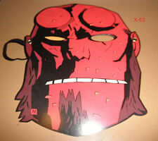 HELLBOY comic con SDCC mike mignola PAPER MASK dark horse comics toy hell boy