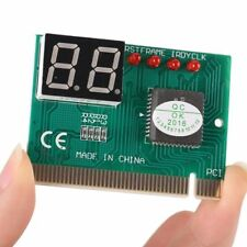 Diagnostic Card For PC Laptop Test Card Lyzer Checker Power On Self