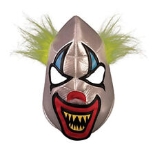 Clown Mens Adult Funny Luchador Costume Wrestling Fighter Mask