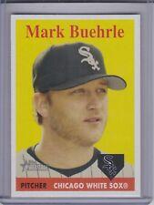 MARK BUEHRLE 2007 Topps Heritage SP #50 (C9929)