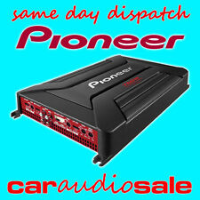 Pioneer Vehicle Audio Amplifiers with 4-Channels