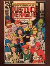 Justice League International (1989) #24