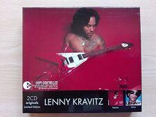 LENNY KRAVITZ – ''BAPTISM + LENNY''. 2 CD ORIGINALS LIMITED EDITION.