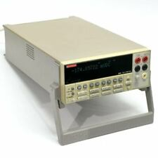 Keithley Inst. 2002 8-1/2 Digit High Performance Digital Multimeter with GPIB