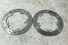 05 Harley Davidson V-Rod VRSCB front brake rotors disks