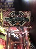 Ninja Pizzeria Billboard Sign MOD for Stern's Teenage Mutant Ninja Turtles TMNT