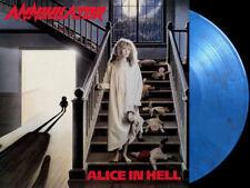 Annihilator – Alice In Hell Blue Numbered LP vinyl NEW!