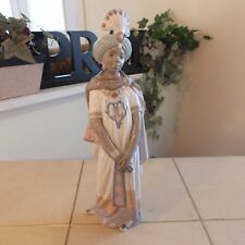 Lladro Balthasar'S Page 1516 Nativity Old & Rare Mint Condition Fast Shipping!