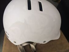 Giro Surface Bicycle Skateboard BMX Helmet White Large