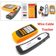 Long Distance Tester Detector Network Cable Wire Tracker Locator Circuit Finder
