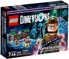 LEGO Dimensions - Ghostbusters Story Pack (71242) ~ Don't Get Caught Dead Promo!