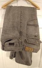 Men's, Sean John, Relaxed Hamilton, Jeans, Grey, Jeans, W36 L32