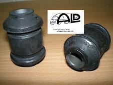 2 Querlenkerlager für VW CORRADO Vorderachse Position vorne Silentbuchse 07856