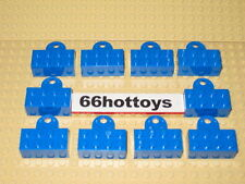 LEGO Accessories BLUE MAGNET Stands for Mini Figures OF 10