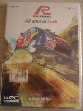 DVD N° 11 RALLY MANIA RALLYMANIA GLI ANNI DI LOEB SEBASTIAN