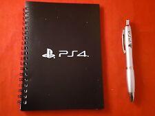 Playstation 4 PS4 Pen & Black Notebook Promo Set System Promotional E3